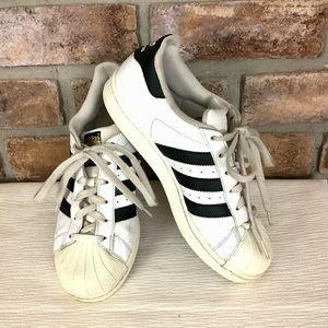 "ADIDAS Originals ""Superstar"" Women's Shoes SZ-7.5"